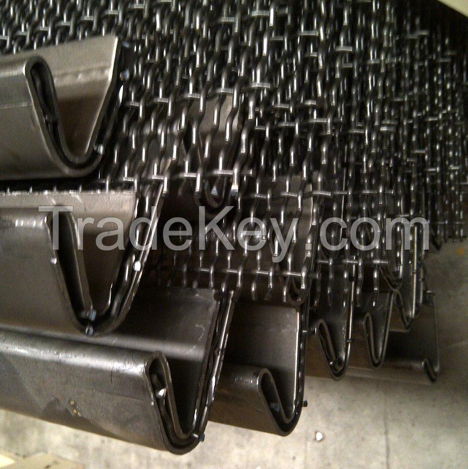 Crusher mesh screen from China