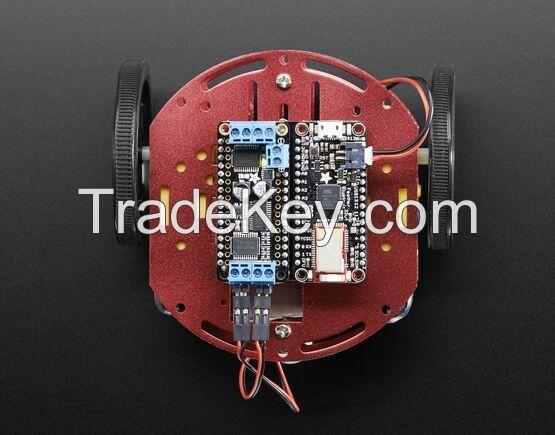 DIY Programmanle Remote Controlled Robot Car
