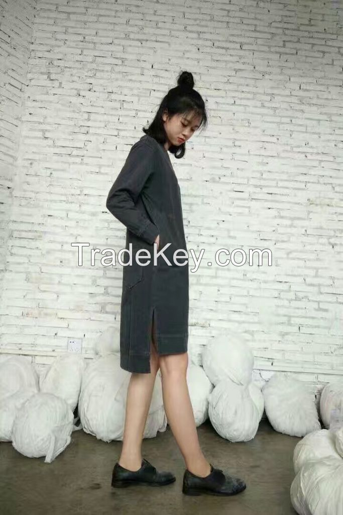 Cotton fasion dress