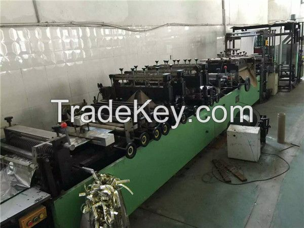 Full-Automatic High-Speed Bag Making Machine of Used