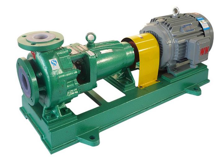 IHF Standard Chemical Centrifugal Pump for Phosporic Acid Transfer Pump