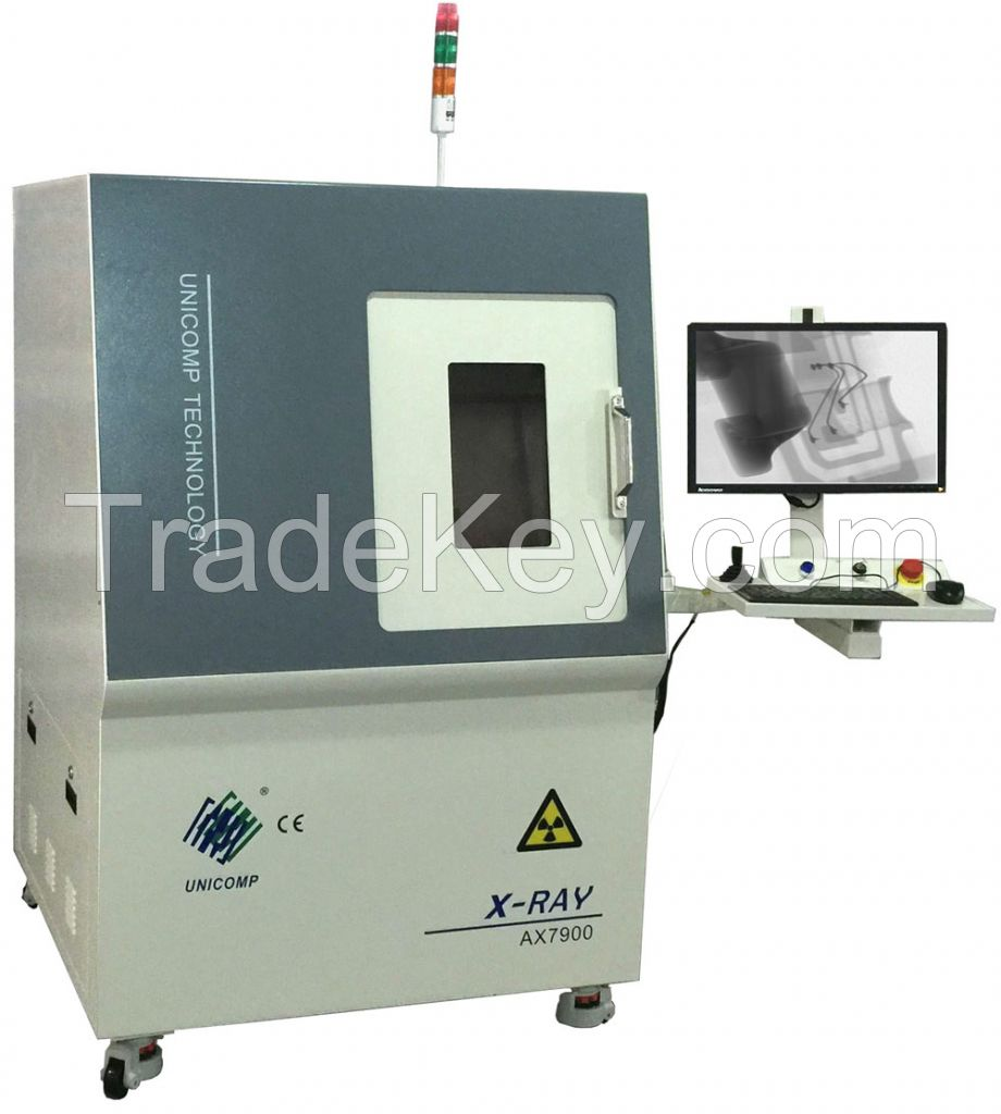 Multi-function SMT, EMS X-ray Flaw Detector -- FDA & CE Compliant AX7900