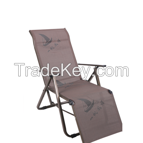 Teslin cloth loungers 25*25 square leg