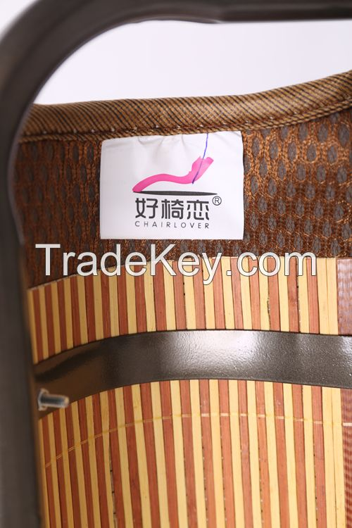 Natural carbonization mahjong loungers 25* circular tube