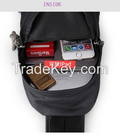 Fashionable Style Colorful Chest Bag
