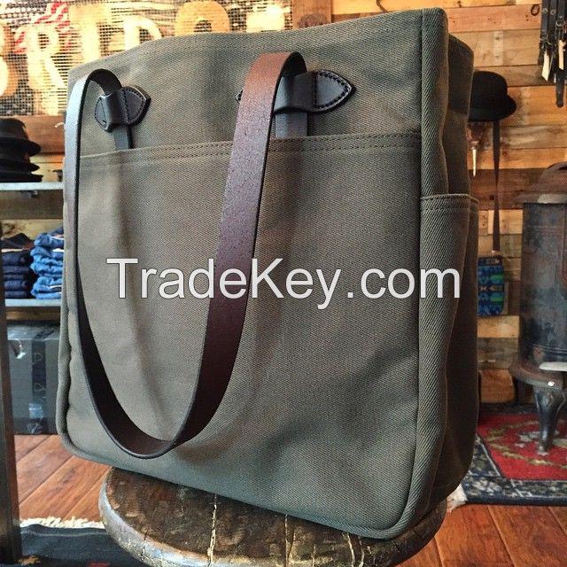 High Quality Canvas Design Shoulder Bag