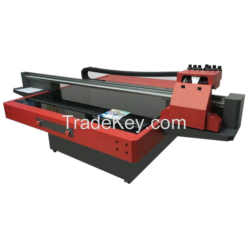 Ultraviolet Function Flatbed Printer