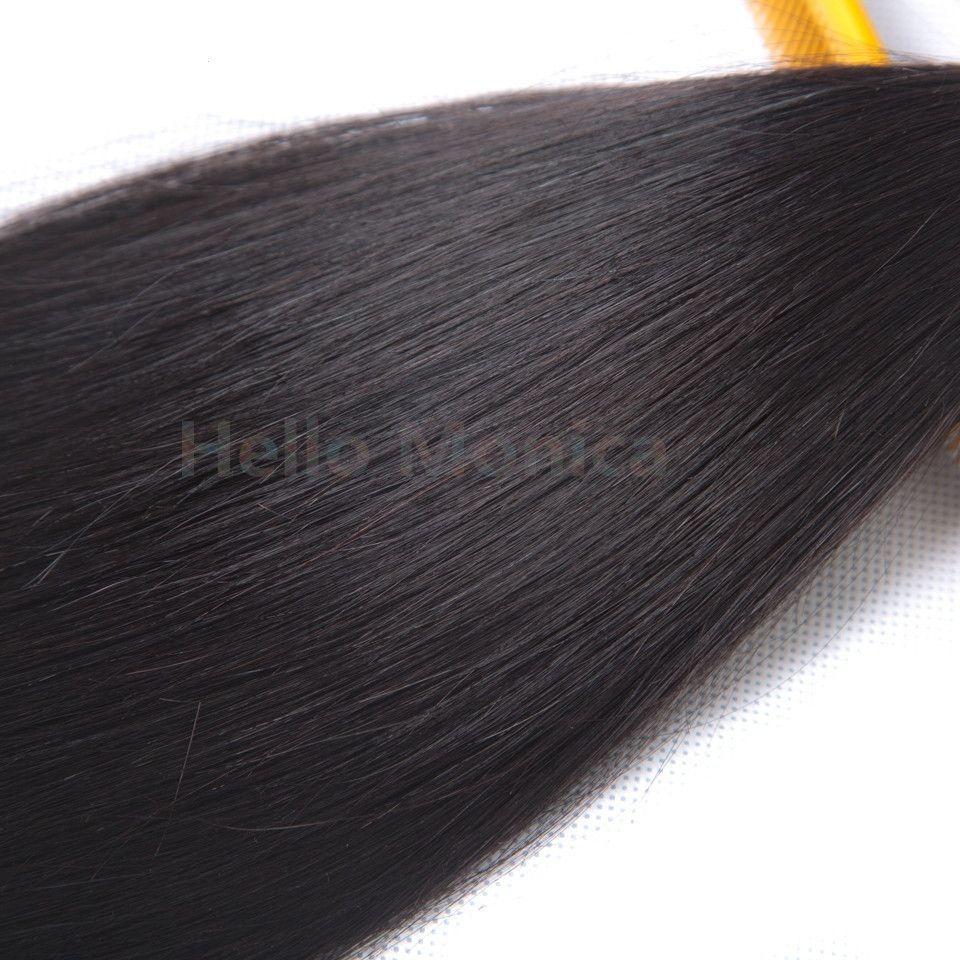 Raw Brazilian Virgin Hair Remy Human Straight Hair Weave No Shedding No Tangle 100% Human Hair Weaving Virgin Hair Bundle