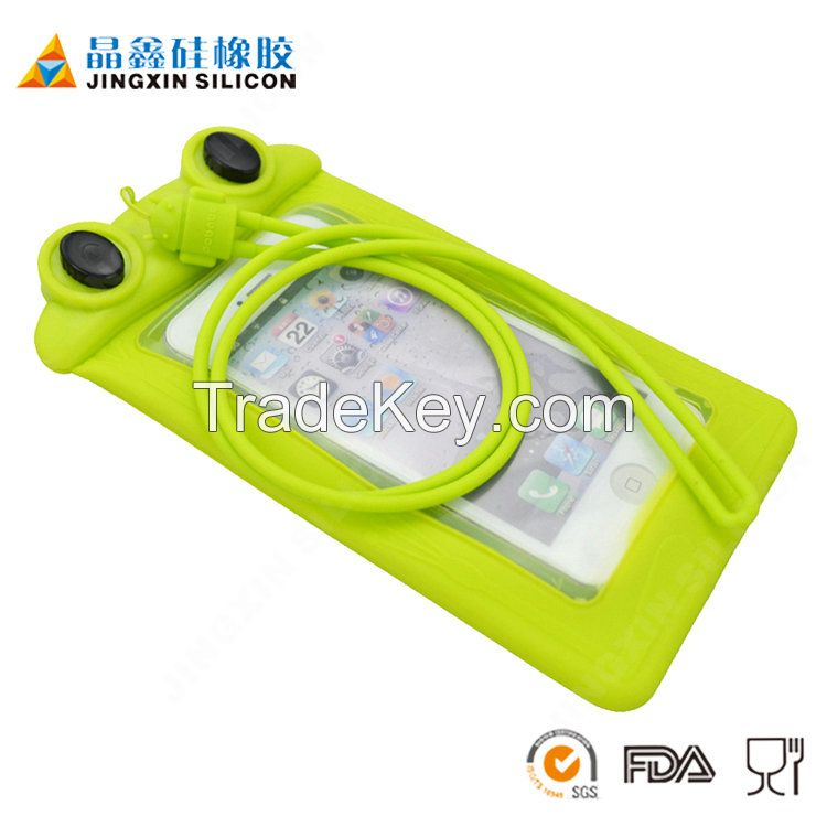 High Quality Universal Water Proof PVC silicone small pvc bag waterproof