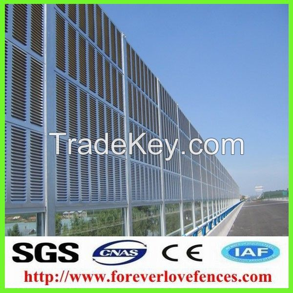 Noise Barrier/Sound Barrier Wall/sound barriers/metal noise barrier/sound noise barrier/Sound Absorbing barrier