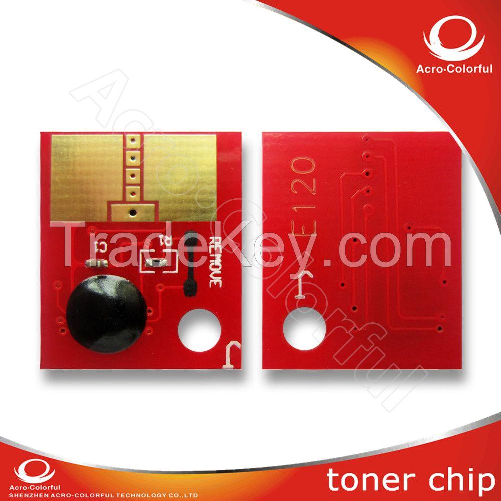 Compatible for Lexmark E120 120n E120n reset toner cartridge chip used in laser printer copier chip