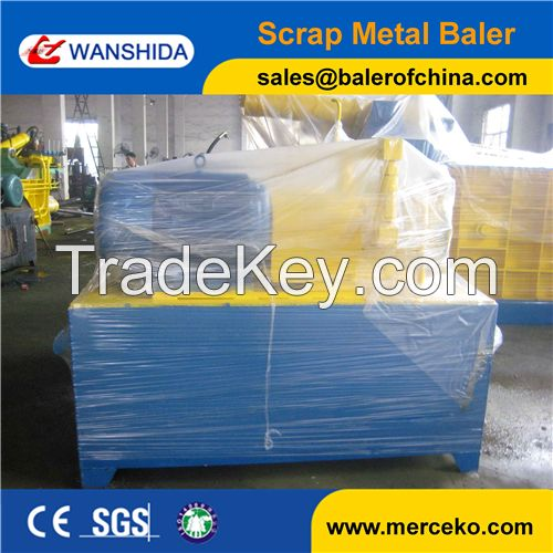 strong power Y83-315 Hydraulic metal baler to press scrap steel machine with CE certification