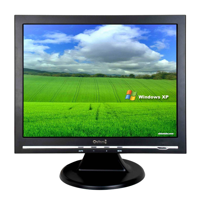 15inches LCD Monitor