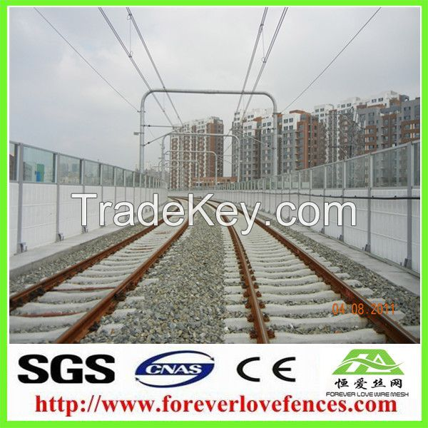 Highway soundproof materal noise barrier