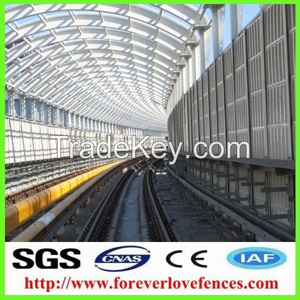 New design highway noise barrier with best price