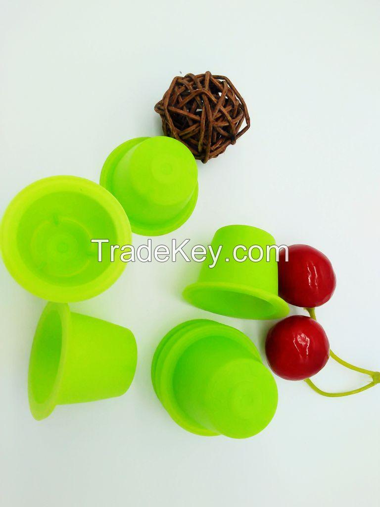 China wholesale plastic coffee capsule
