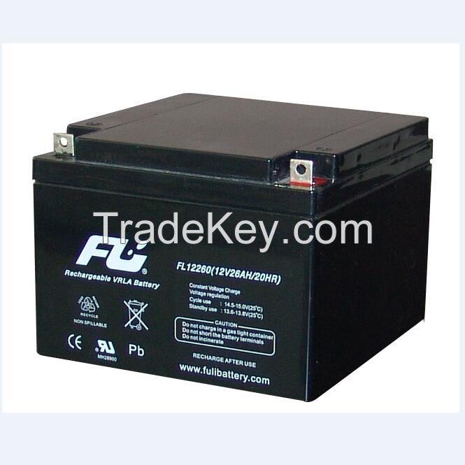 Deep Cycle AGM Gel Solar Battery
