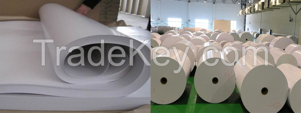 Copper Coated Glossy Art Printing Paper