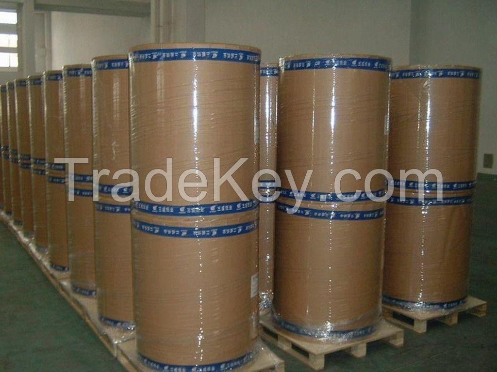 100% virgin wood thermal paper in rolls