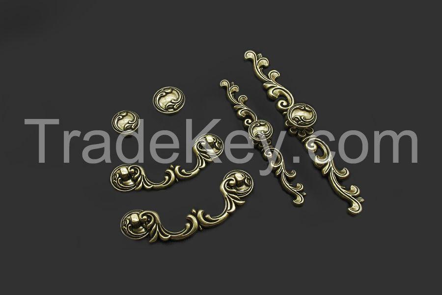 Antique Brass  Handle