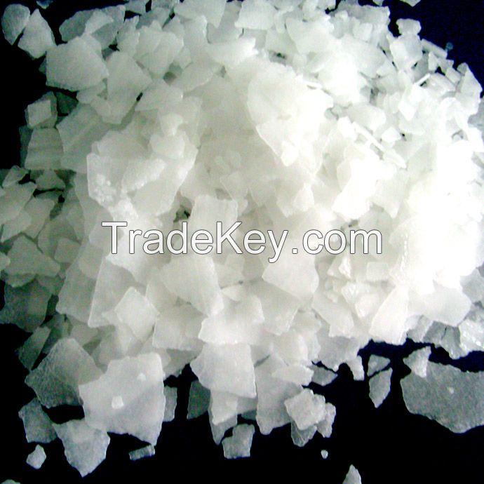 Alkali Potassium Hydroxide flakes 90%/caustic potash ( KOH ) for making soap