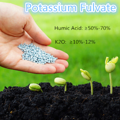 Agricultural compound fertilizer Potassium Fulvate