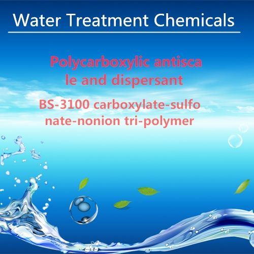BS-3100 carboxylate-sulfonate-nonion tri-polymer