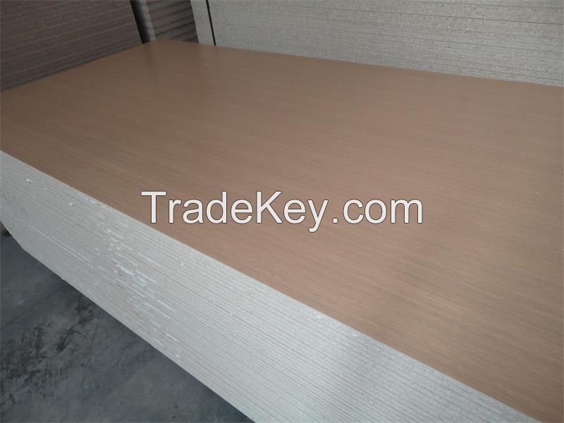 melamine particle board/chipboard for furniture