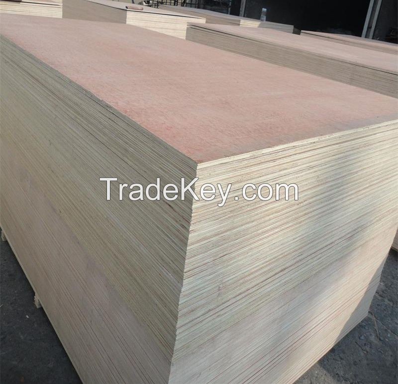 High Grade furniture Commercial Plywood with Low Price