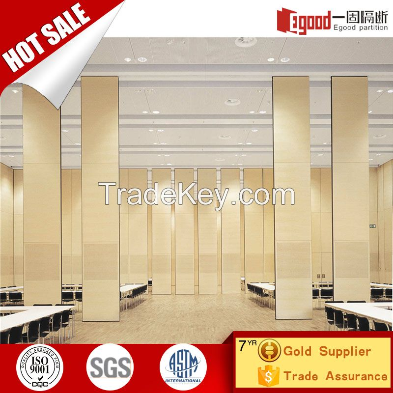 Customized Acoustic Movable Partition Wall Hotel