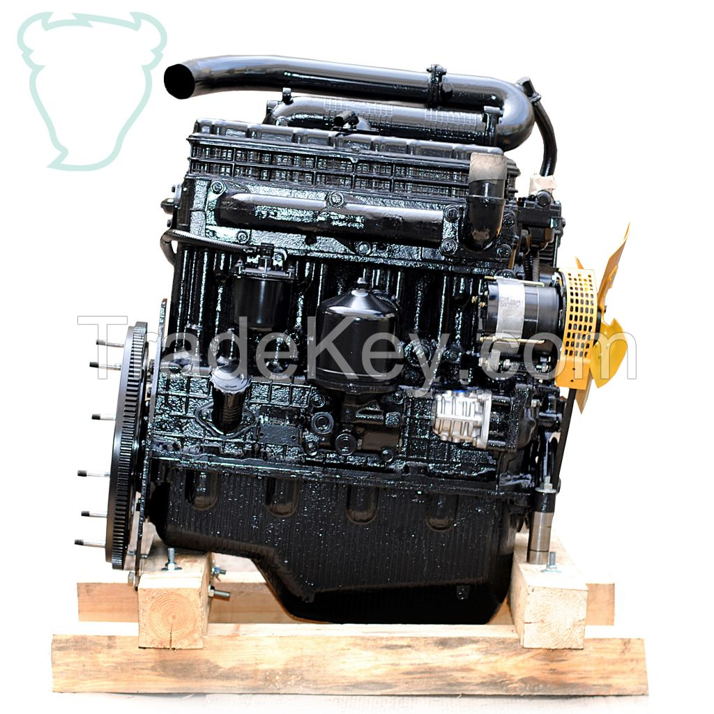 Engine D-240/243 for tractor Belarus