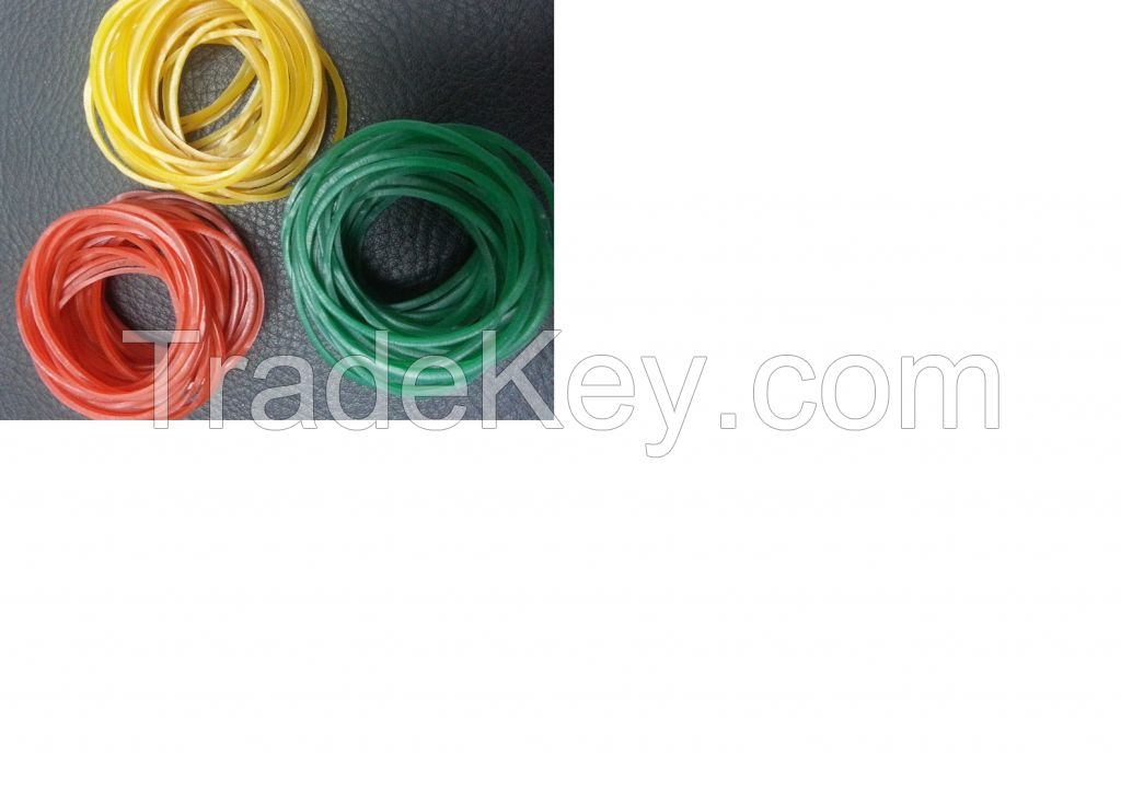 NATURAL RUBBER BAND