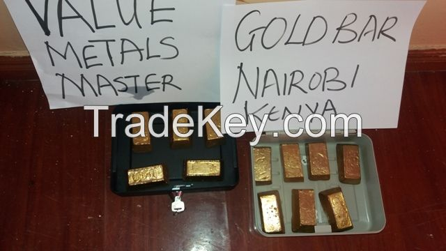 Qualitative AU Gold Bars, Nugguts, and bars available for sale