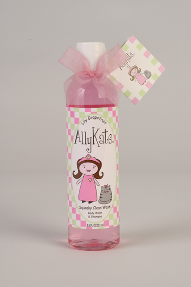 Lily Grapefruit Squeaky Clean Wash and Shampoo