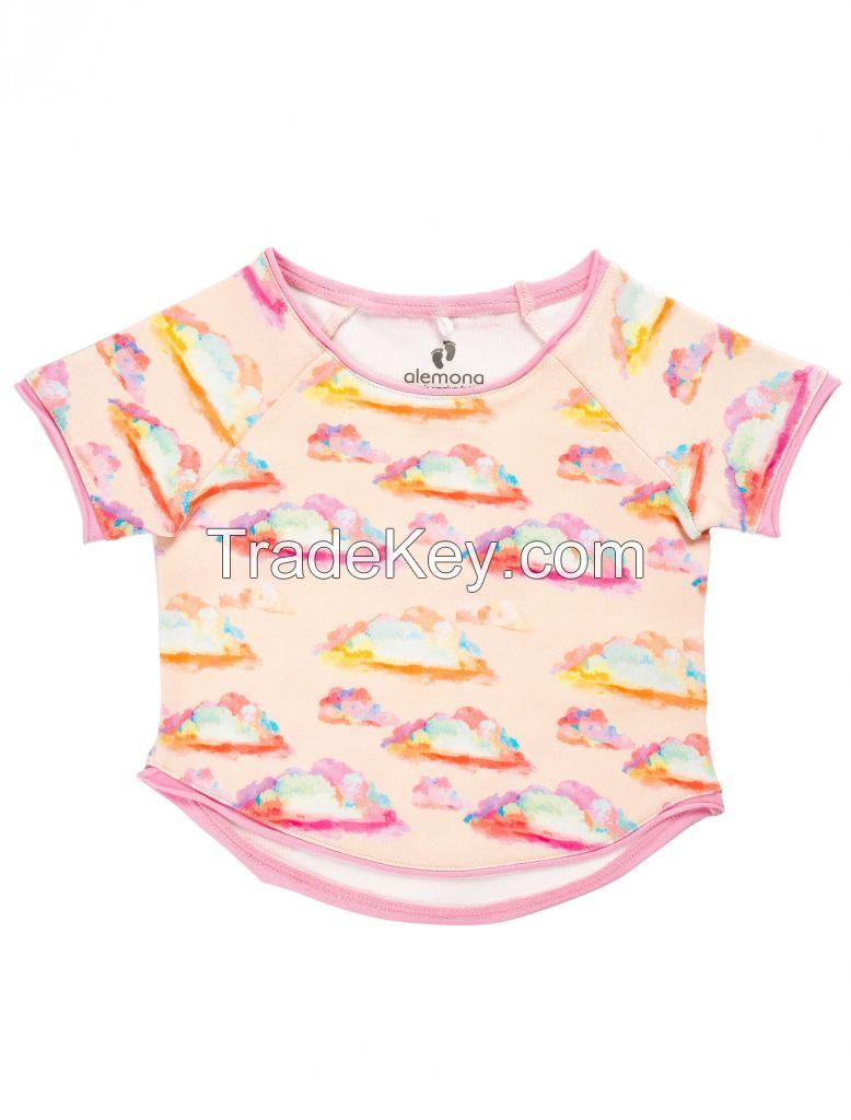 ASBKP-16 ORGANIC BABY CHILDREN T-SHIRT
