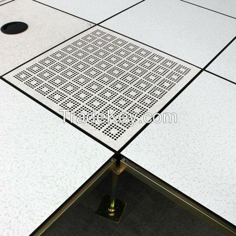 steel raised floor computer office construction Tiles