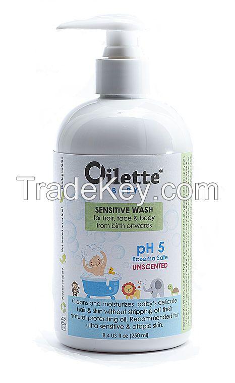 Oilette Baby Ultra-Sensitive Wash pH5