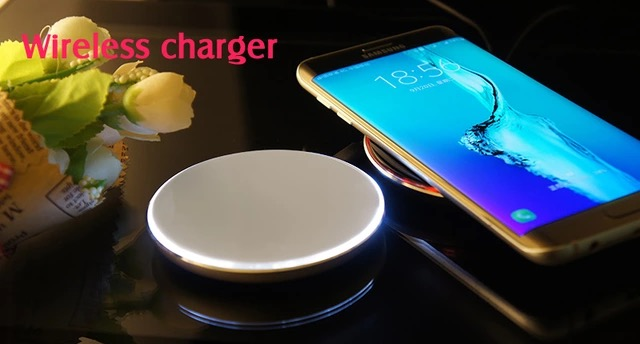 New Circular Wireless Charging Unit