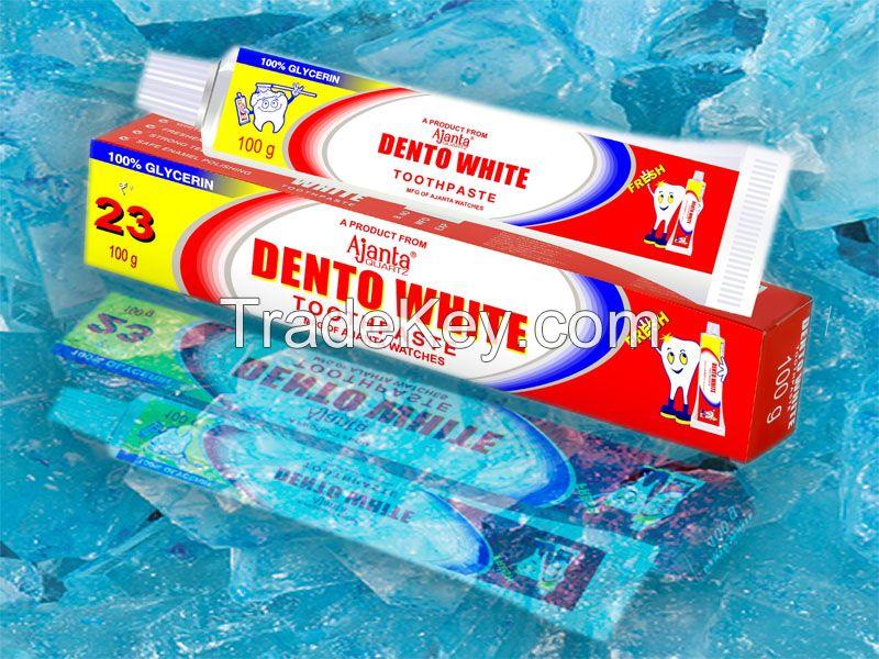 Ajanta DentoWhite Toothpaste