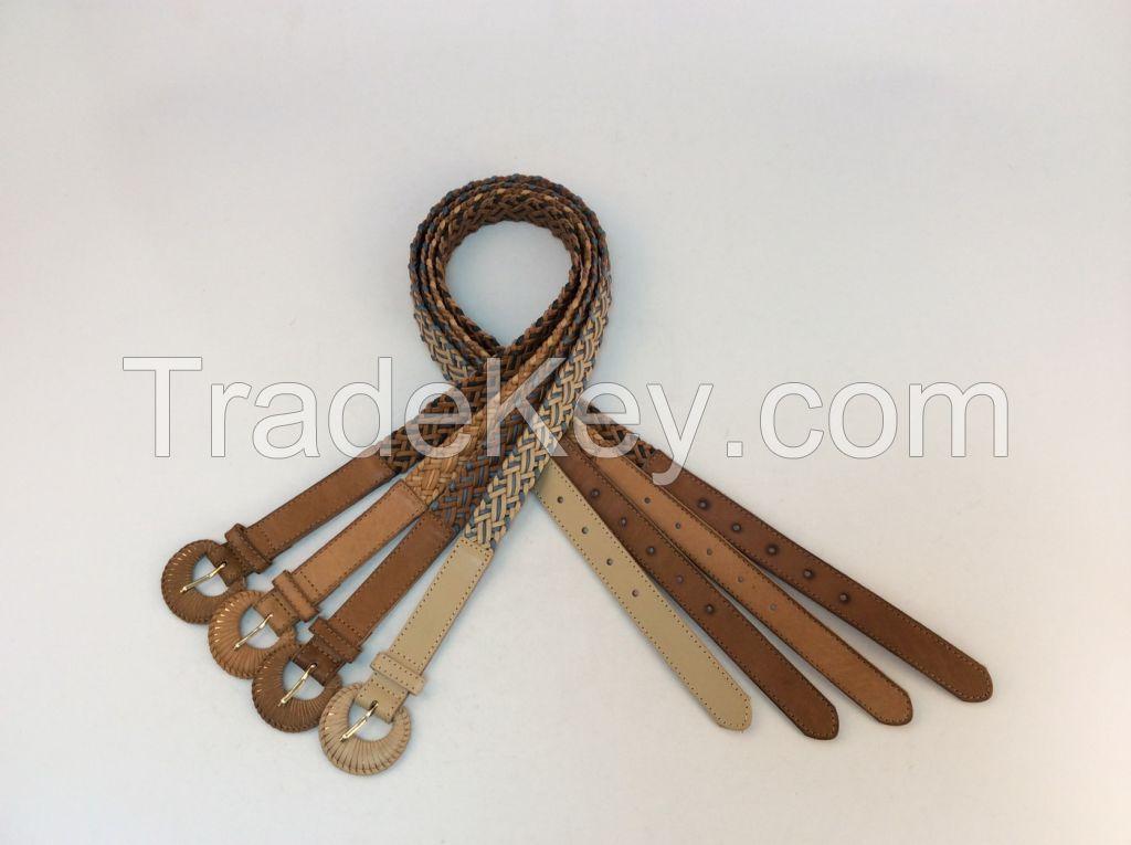 cotton webbing belt