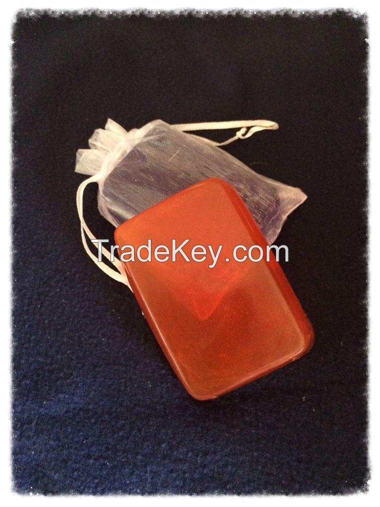 Assorted Fragrance Glycerine Soap