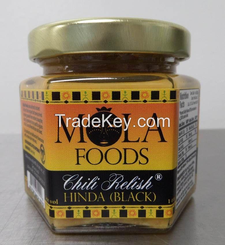 Chili Relish Hinda(Black)