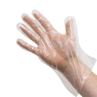 Disposable HDPE Glove