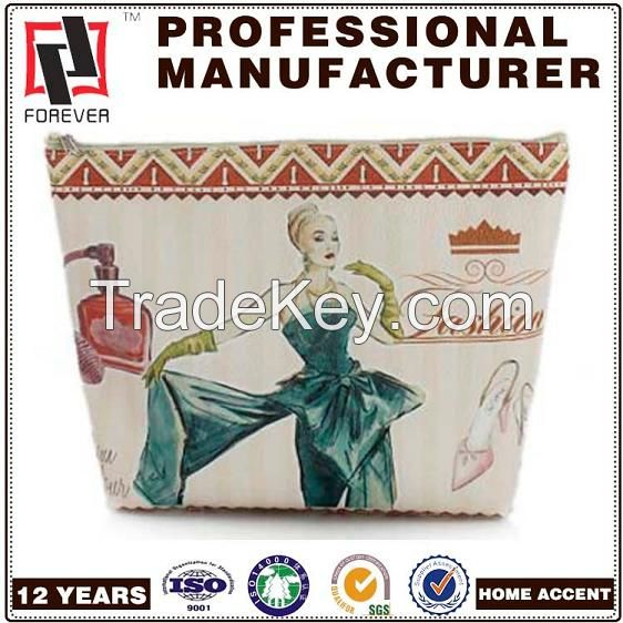 New Fashion PU Cosmetic Bags Makeup Bag,Toiletry Bag with Zipper