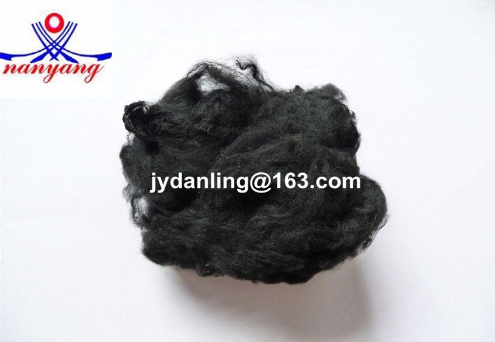 recycled polyester staple fiber