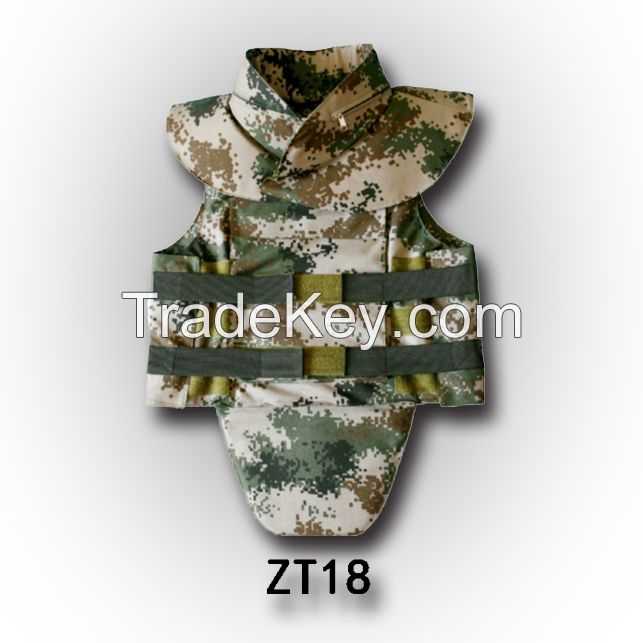 Tactical Bulletproof Vest with Full Protection