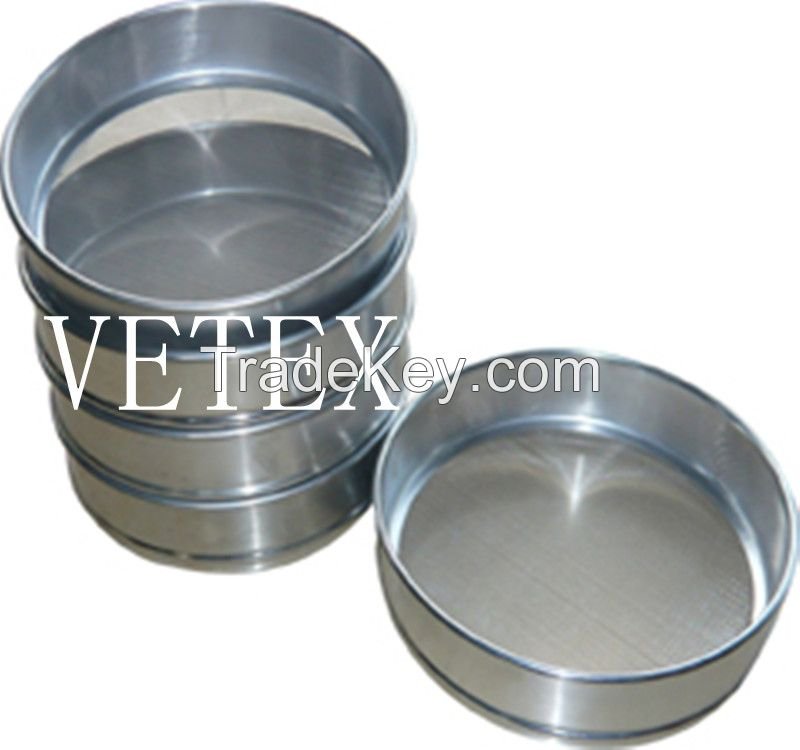 200mm 300mm stainless steel test sieves