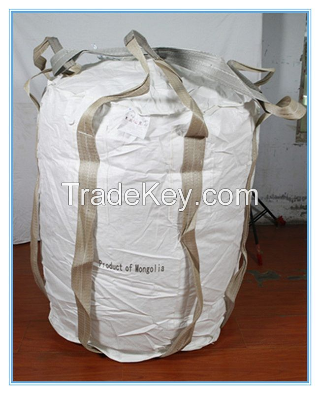Bottom Lift Tubular Big Ton Bag FIBC Bulk Container Bag