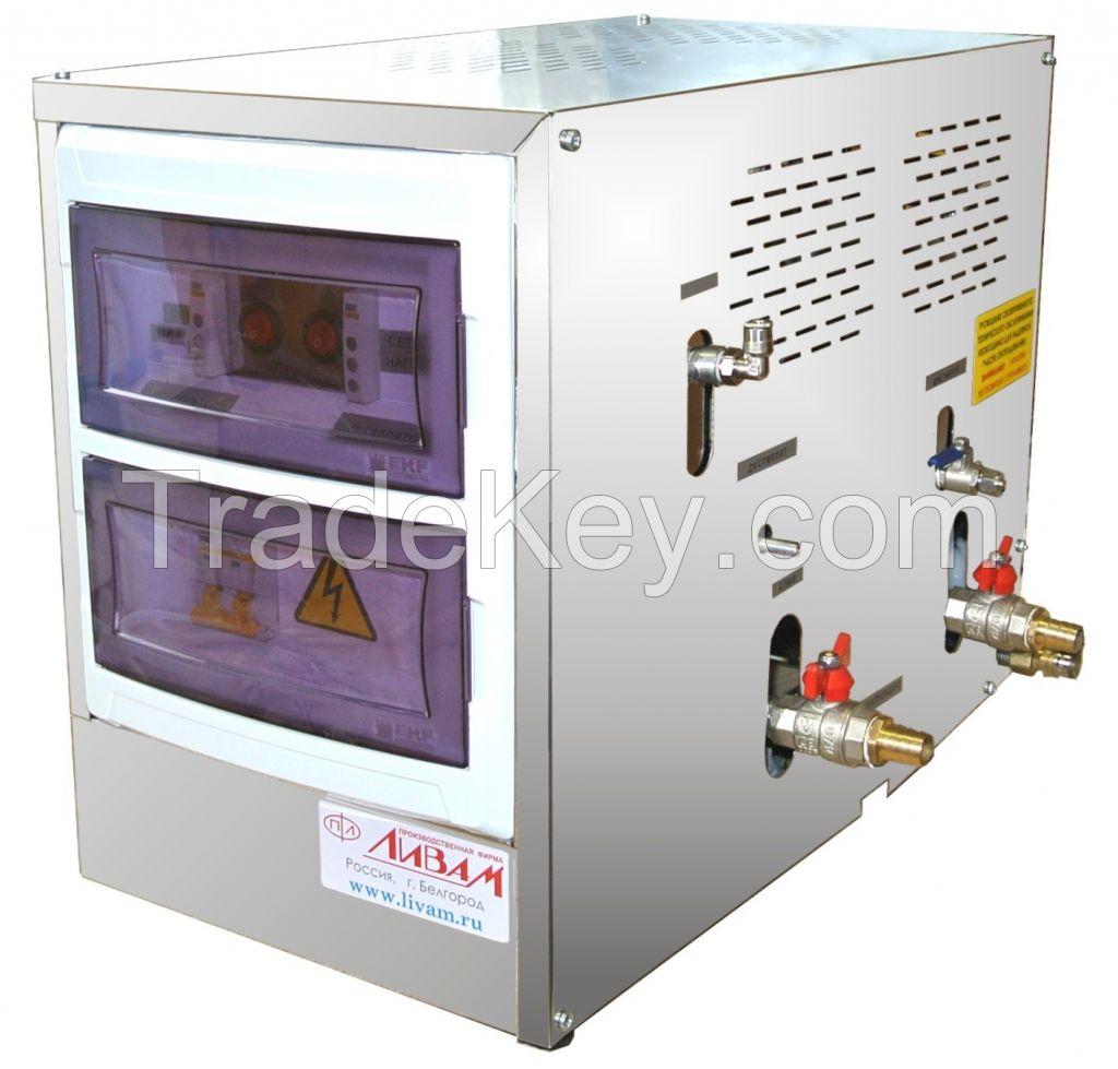Electric water bi-distiller BE-4