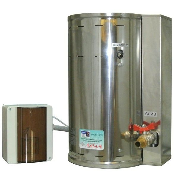 Electric water distiller AE-5